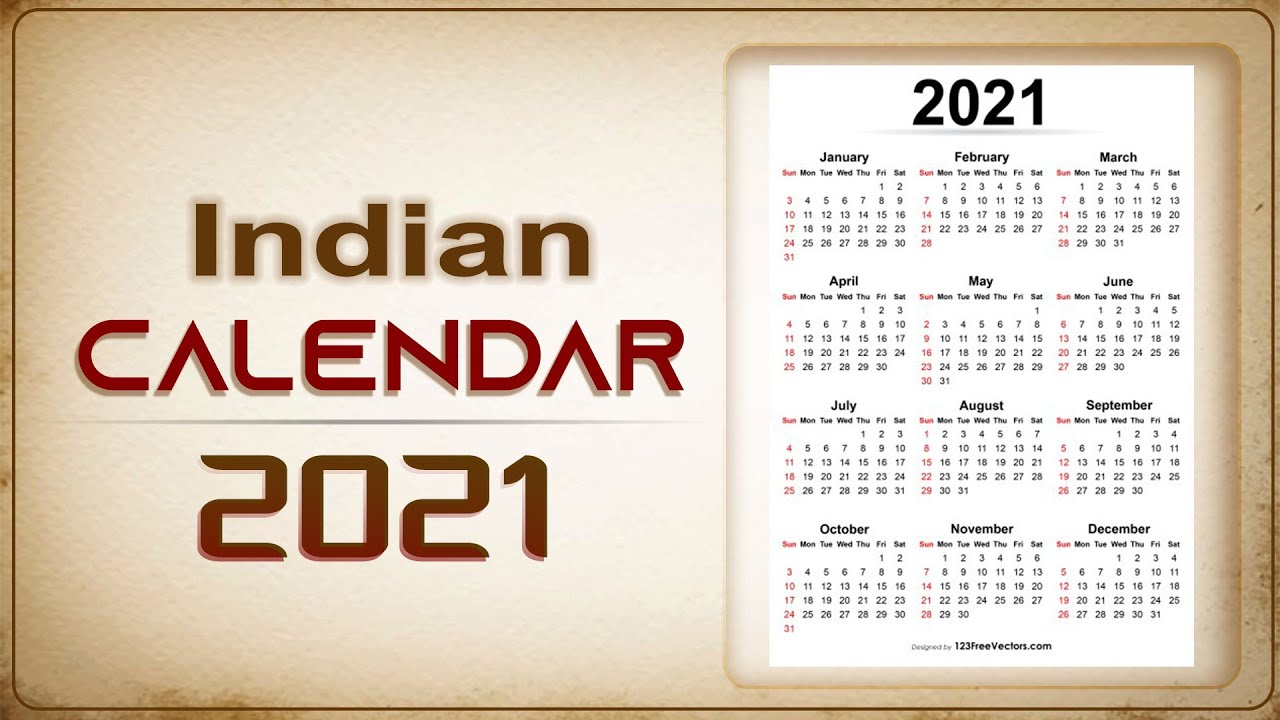 Indian Calendar 2021 Holidays And Festivals In 2021 Calendar 2021 Fast And Festivals 2021 Youtube