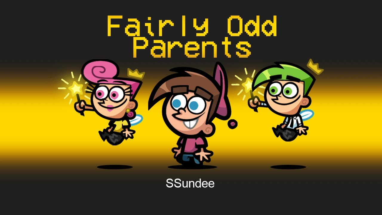 OFFICIAL FAIRLY ODDPARENTS Mod in Among Us