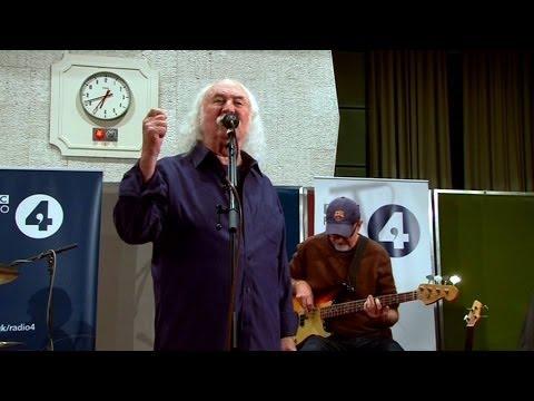 David Crosby performs new song Radio
