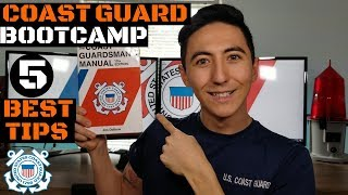 5 Best Prep Tips for Coast Guard Boot Camp Recruit Training