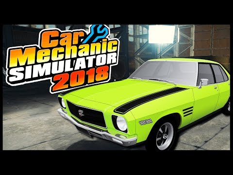 Car Mechanic Simulator 2018 - FIXING CARS, MAKING MONEY & RUNNING A BUSINESS! -Car Mechanic Gameplay