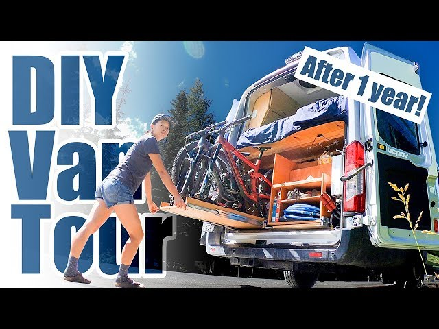 Stuff You Need to Know Before Building Your Camper Van!
