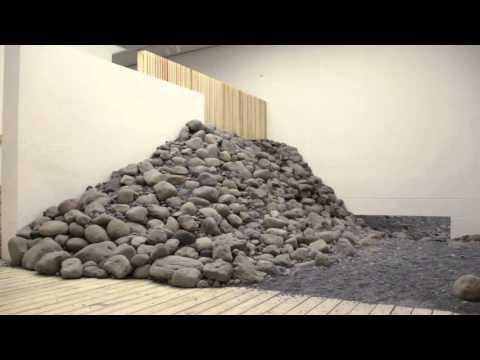 Riverbed at Louisiana Museum of Modern Art, Denmark, 2014