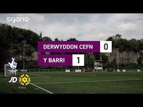 Druids Barry Goals And Highlights