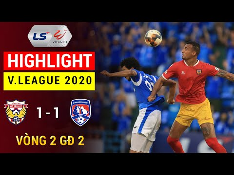Hong Linh Ha Tinh Than Quang Ninh Goals And Highlights