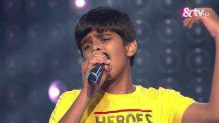 robin k s blind audition episode 7 august 13 2016 the voice india kids