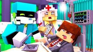 1 TAG ARBEITEN als ARZT! - Minecraft [Deutsch/HD]