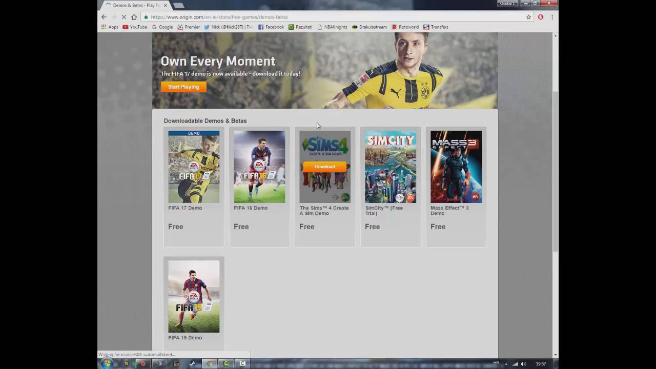 new how to download fifa 17 demo on pc origin link in the