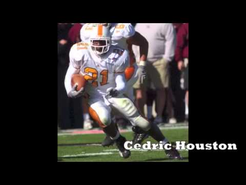 Vols Jersey Countdown No. 21 featuring Heath Shuler