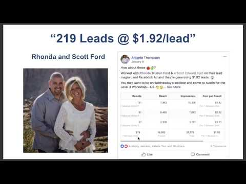 Simple $5/Day Facebook Ads Strategy To Build Your Audience, Generate Endless Leads and Sales
