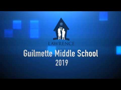 Guilmette Middle School Promotion