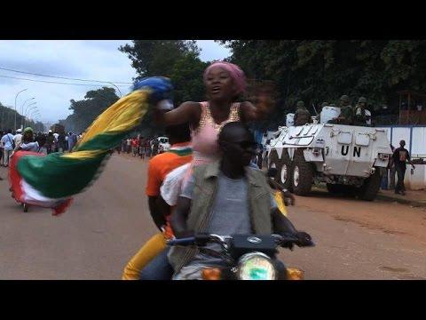 Centrafrique: manifestation à Bangui contre l'armée française