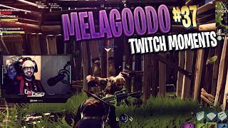 TEAM FULL ICON CONTRO NELLE RIVALS?! | FORTNITE POKER D'ASSI | Melagoodo Twitch Moments [ITA] #37
