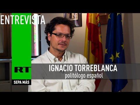 """El """"secreto político"""" de Podemos es revelado por el politólogo español Ignacio Torreblanca"""
