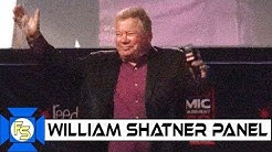 WILLIAM SHATNER Star Trek Panel - C2E2 2020