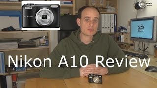 Unboxing and review Nikon A10