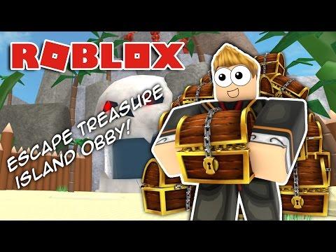 Treasure Island Obby Roblox
