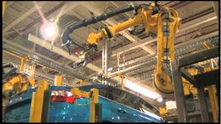 Built Ford Tight - Ford develops robot laser build-inspection technology