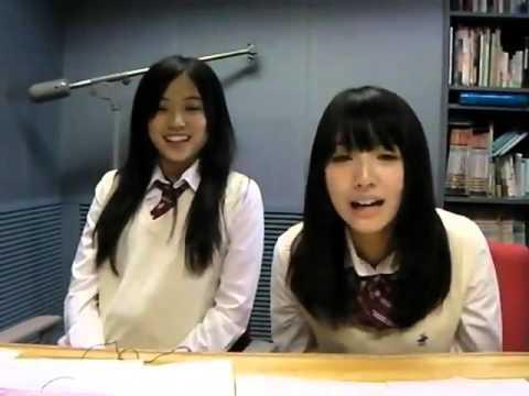 鬼頭桃菜vs古川愛李 120713 SKE48 1+1は2じゃないよ! #440