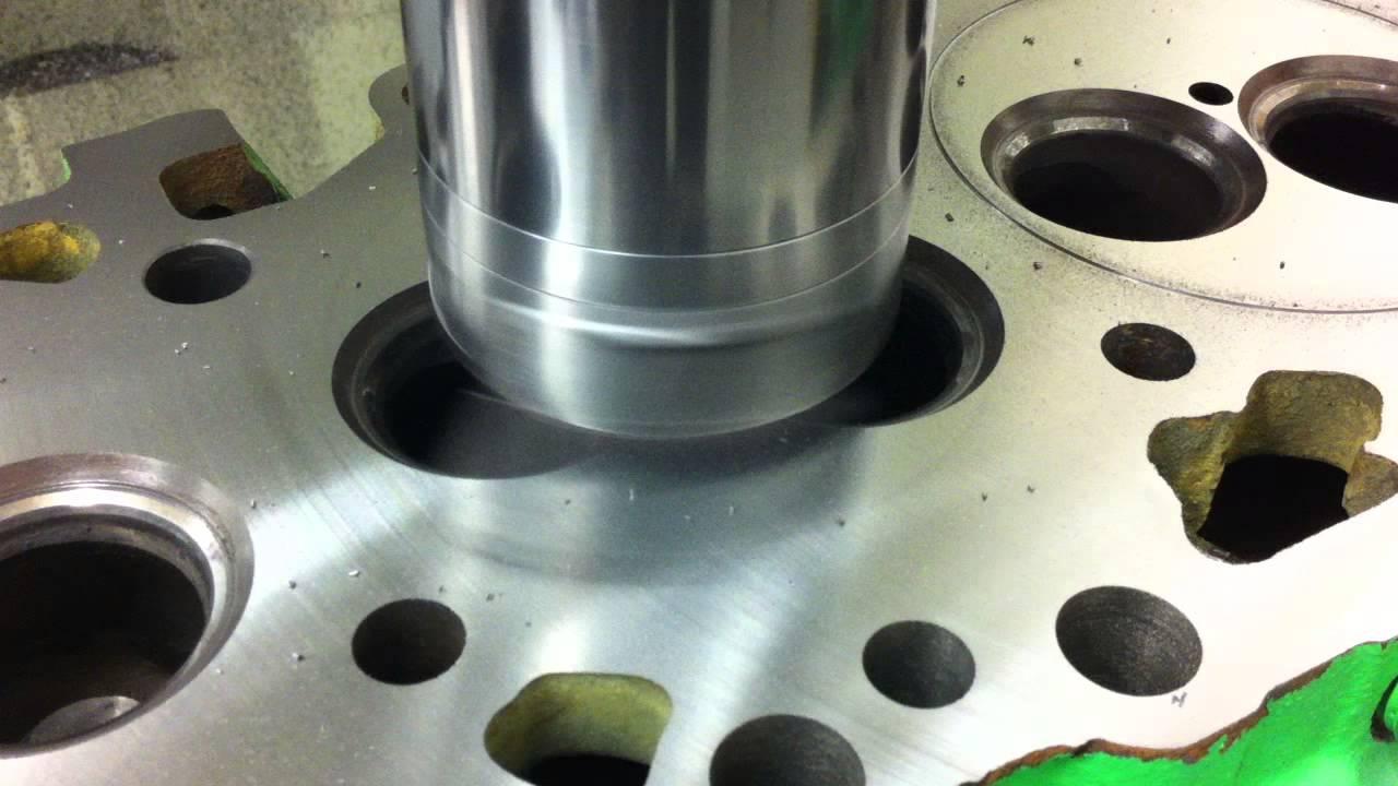 O Ring Cylinder Block