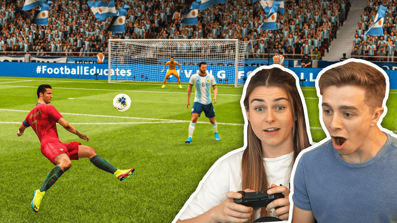 Download Scoring 1 UNBELIEVABLE Goal on Every Fifa from 10-20