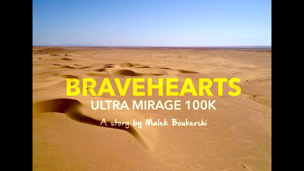 Ultra Mirage Bravehearts, the movie | A story by Malek Boukerchi