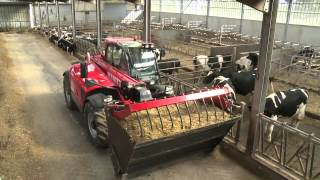Manitou - New agriculture telehandler MLT840