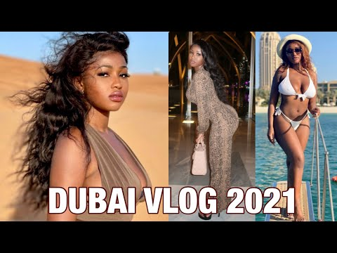 DUBAI VLOG 2021 | 6 HOTELS, DESERT EXPERIENCE, SKI DUBAI, ATLANTIS & MORE ALL DURING THE PANDEMIC!!