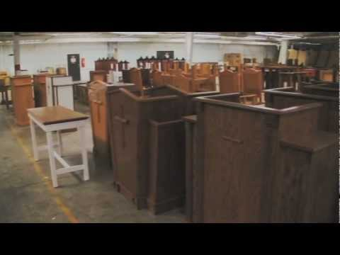 Heavenly Pulpits: A Church Furniture Provider