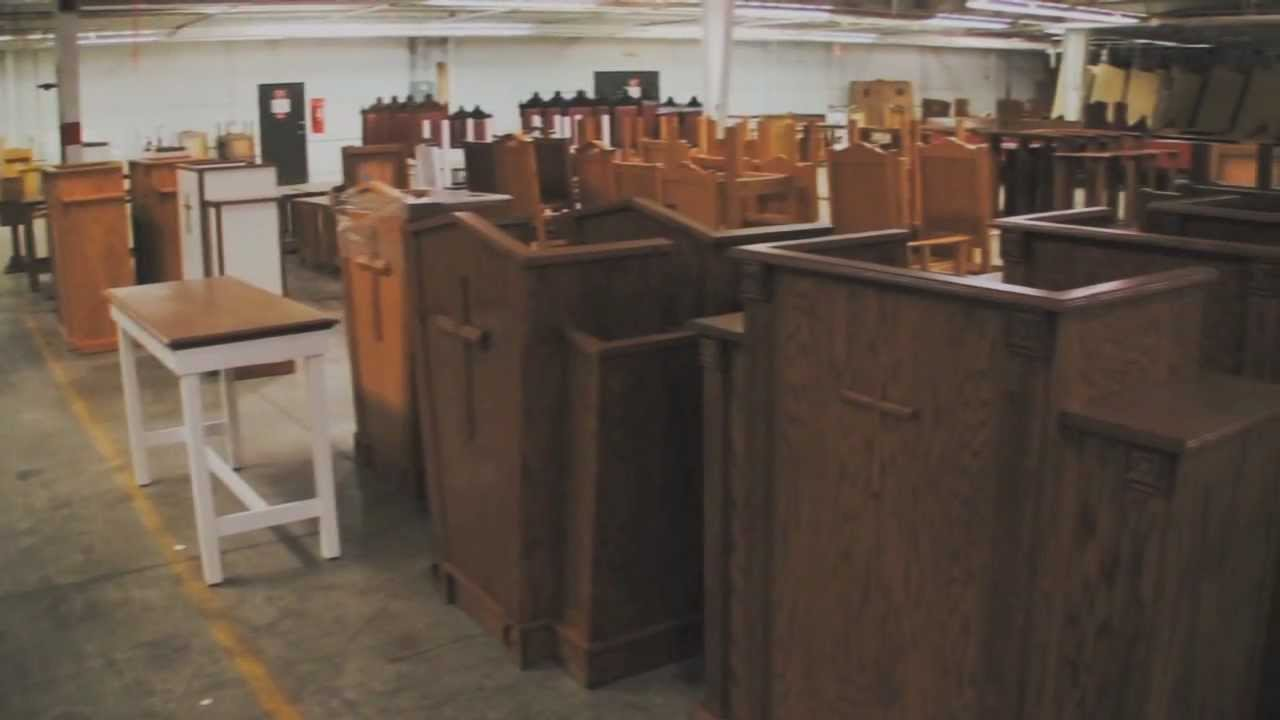 Heavenly Pulpits A Church Furniture Provider Youtube
