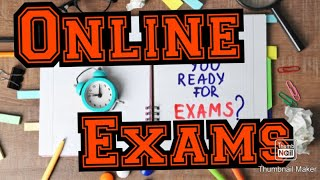 Online University Exams 2020 on MS Team / / HEC Announcement for exams / / Self Grooming