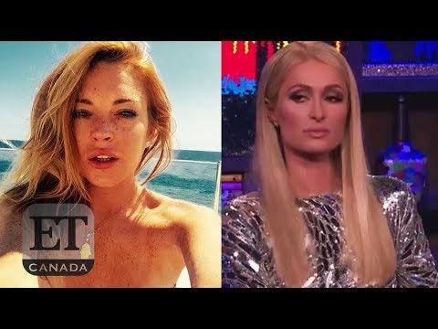 None - Lindsay Lohan arremete contra Paris Hilton enterate aqui porque?