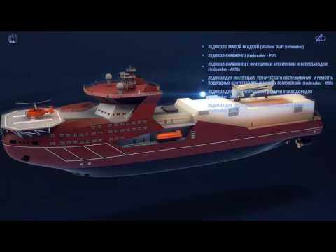 Проект 10570 ледокол