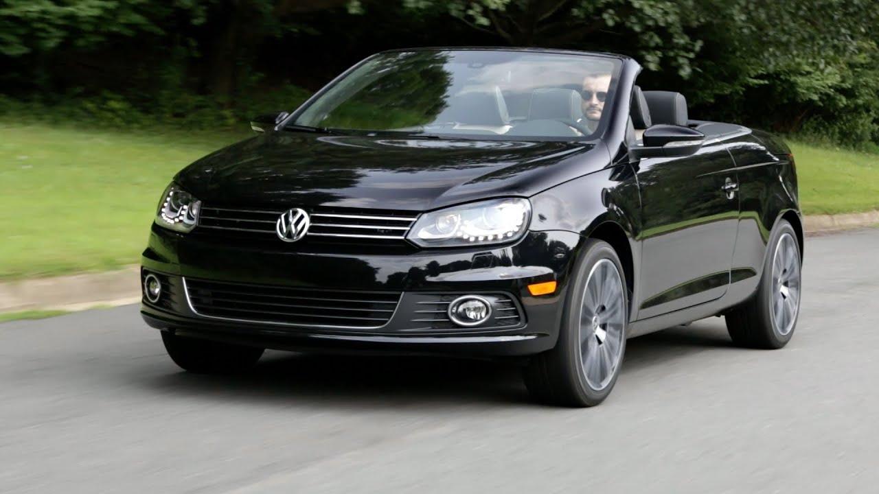 2015 Volkswagen Eos Final Edition (Eos Sport) - YouTube