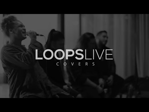 Unaware/Pretty Wings • Allen Stone/Maxwell | #LOOPSLIVE