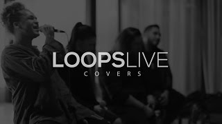 Unaware/pretty Wings €� Allen Stone/maxwell  #loopslive