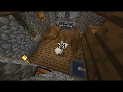 Let's Play MCPE - Ep. 8 : New Way Of Doing Things