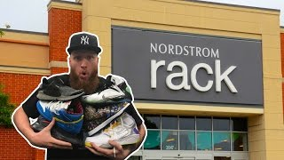 SEARCHING for LIMITED SNEAKERS at NORDSTROM RACK!!!! PART 2!!!