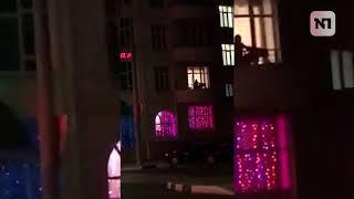 Секс на балконе гостиницы возмутил Новороссийск