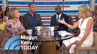 Megyn Kelly Roundtable Talks Trapped Thai Soccer Team, Giraffe 'Trophy Kill' | Megyn Kelly TODAY