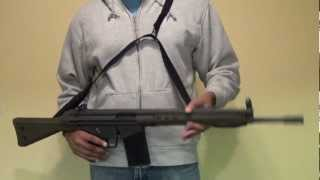 awesome hk style 3 point sling for any rifle