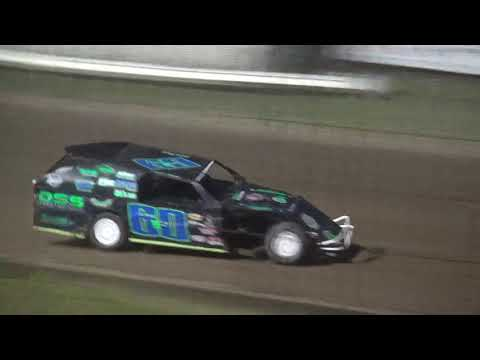 Modified Heat 2 Lafayette County Speedway 9/15/18