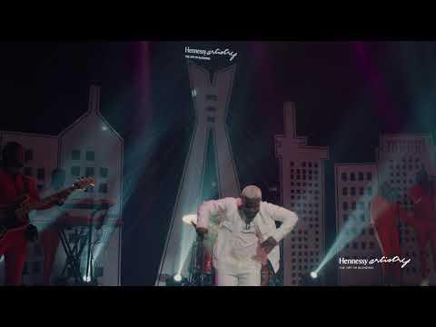 Hennessy  Artistry Jam Session -Trailer