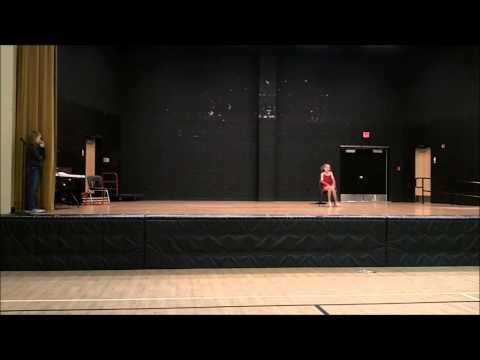 Liliana's 2015 Talent Show, Hot Springs Intermediate School