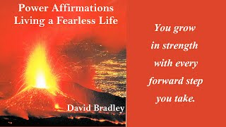 Repeat youtube video Power Affirmations: Living a Fearless Life