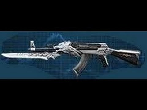 AK47 VIP vs Zombie. - YouTube