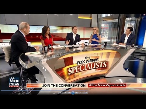 05-10-17 Kat Timpf on The Fox News Specialists - Complete, Uncut Show