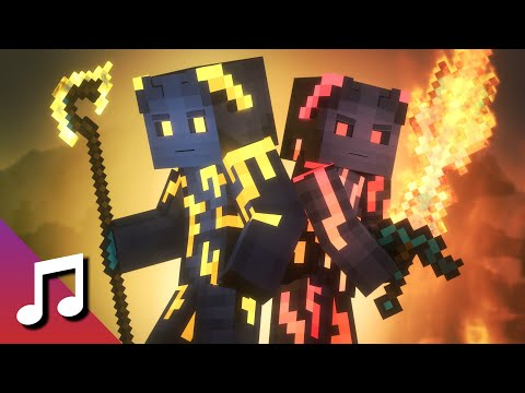 ♪ TheFatRat & Maisy Kay - The Storm (All Na'vi Version) (Minecraft Animation) [Music Video]