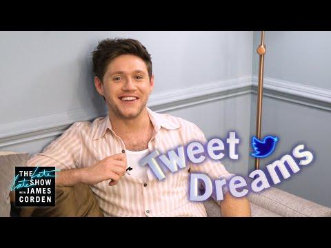 Tweet Dreams W/ Niall Horan
