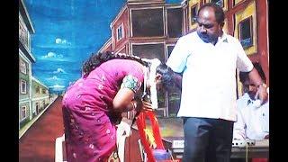 Akkatti Arumugam in Tamil Gramiya Adal Padal Kalai Nigalchi Themmangu Adal Padal PART 10